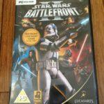 STAR WARS II 2 BATTLEFRONT - PC DVD-ROM Game - pas cher StarWars