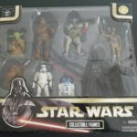 StarWars collection : DISNEY Star Wars Collectible Figurine Set Theme Park Exclusive Star Tours 2007
