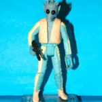 StarWars collection : Star Wars POTF-2 Greedo & Han Solo Cantina Barre Lot Loose Complet