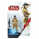 StarWars collection : Hasbro Star Wars The Last Jedi Résistance Tech Rose Force Lien Figurine