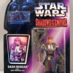 StarWars collection : Star Wars Shadows de The Empire Sote Isabelle Tiret Figurine Kenner 1996