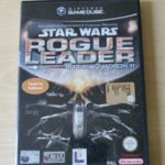 NINTENDO GAMECUBE STARWARS ROGUE LEADER PAL - jeu StarWars