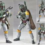 Figurine StarWars : Star Wars Jango Fett REVO No.005 Action Figure Figurine No Box