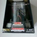 StarWars figurine : Star Wars Titanium Series Die-Cast Darth Vader NIB