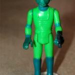 StarWars figurine : STAR WARS - Vintage Kenner Figurine GREEDO - 1978 HONG KONG