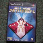 PLAYSTATION 2  STAR WARS JEDI STAR FIGHTER - jeu StarWars
