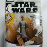 StarWars figurine : STAR WARS FIGURINE MACE WINDU CLONE WARS CARTOON NETWORK SOUS BLISTER NEUF