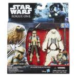 StarWars collection : Star Wars Rogue One Figurines de Jeux Moroff Scarif & Soldat Impérial Hasbro