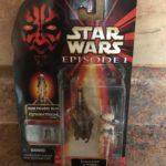 Figurine StarWars : STAR WARS EPISODE 1 GASGANO WITH PIT DROID ACTION-FIGURE COLLECTIBLE FIGURINE