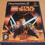 Sony PS2 Lego Star Wars The Video Game - Good - jeu StarWars
