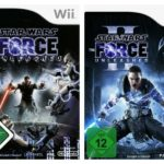 Wii - Star Wars: The Force Unleashed Bundle: - Occasion StarWars