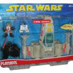 StarWars collection : Star Wars Galactic Heroes Playskool Heroes X-Wing Aventure Hasbro Figurine Set