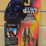 StarWars figurine : Star Wars Kenner Han Solo *Spanish* Figurine *NEW Sealed*