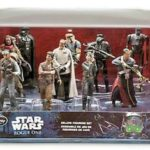 StarWars collection : New Star Wars Rogue One A Star Wars Story Deluxe Figurine Play Set - Set of 10