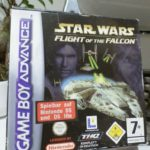 OVP Star Wars Flight of the Falcon Gameboy - Occasion StarWars