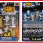 StarWars collection : STAR WARS Command Pack 9 figurines Sandtrooper Strike Tusken Raiders # NEUF #