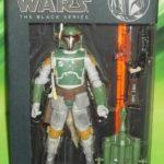 StarWars collection : star wars black series 6 inch #06 esb mandelorian bounty hunter boba fett figure