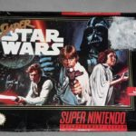 Nintendo SNES Super Star Wars Super Nintendo - jeu StarWars