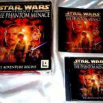 Star Wars: Episode 1 The Phantom Menace   UK  - Avis StarWars