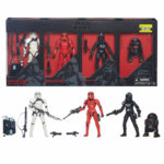 "Figurine StarWars : STAR WARS THE BLACK SERIES IMPERIAL EXCLUSIVE PACK - 2013 - 6"" POUCES - REF 3149"