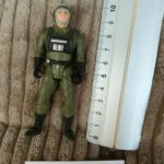 StarWars collection : figurine STAR WARS 008 : A-WING PILOT - 1997