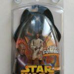 Figurine StarWars : STAR WARS FIGURINE MACE WINDU SÉRIE REVENGE OF THE SITH N°10 SOUS BLISTER NEUF