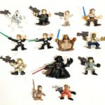 StarWars collection : CHOOSE: 2007 Star Wars Galactic Heroes Figurines * Combine Shipping!