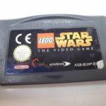Nintendo Game Boy Advance  Lego Star Wars - jeu StarWars