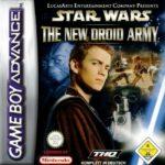 Nintendo GameBoy Advance Spiel - Star Wars - jeu StarWars