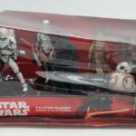 Figurine StarWars : Star Wars The Force Awakens Figurine Playset 6 Piece Set NEW W/ Box Damage