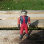 StarWars collection : Nien Nunb / Star Wars vintage Kenner ROTJ loose Action Figure Figurine 83*