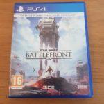 Star Wars Battlefront Sony PlayStation 4 PS4 - jeu StarWars