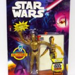 StarWars collection : Star Wars Bend-Ems C-3PO Justoys Action Figurine Pliable Moc Complet 1993