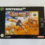 Star Wars Rogue Squadron - Nintendo 64 N64 - Bonne affaire StarWars