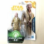 StarWars collection : Star Wars Supreme Leader Snoke Figurine Action Figure New in Package Free Ship A