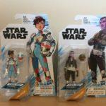 Figurine StarWars : Star Wars Resistance Torra Doza and Synara San Figurines, New in Box, SEALED