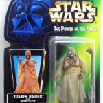 StarWars figurine : Star Wars le Pouvoir de la Force Tusken Raider Kenner 96034