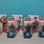 StarWars collection : figurine star wars hasbro ( lot de 4 ,neufs)
