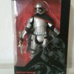 StarWars figurine : Figurine star wars black series captain phasma 15 cm HASBRO
