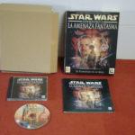 Star Wars Episodio I La amenaza Fantasma / - jeu StarWars