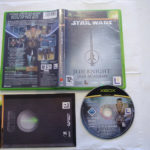 STAR WARS JEDI KNIGHT JEDI ACADEMY XBOX UK - jeu StarWars