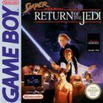 GameBoy Super Star Wars: Return of the Jedi - pas cher StarWars
