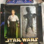 Han Solo Carbonite Block Star Wars New Retro - Occasion StarWars