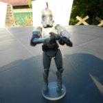StarWars figurine : star wars figurine clone trooper covert ops