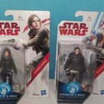 StarWars collection : figurines star wars hasbro ( lot de 2 ,neufs)