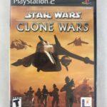 PS2 Star Wars The Clone Wars, NTSC US, Brand - Bonne affaire StarWars