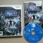 STAR WARS : THE FORCE UNLEASHED - Nintendo - pas cher StarWars
