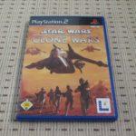 Star Wars Clone Wars für Playstation 2 PS2 PS - jeu StarWars