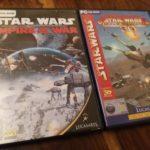 UK PC CD DVD Rom Star Wars Bundle - Empire At - Occasion StarWars