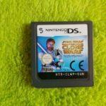 Nintendo DS - Star Wars - The Clone Wars - jeu StarWars